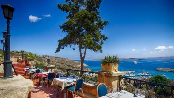 Restaurants in Gozo